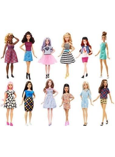 Barbie Oyuncak Bebek Renkli